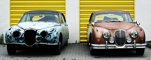 Insonsitency - cars