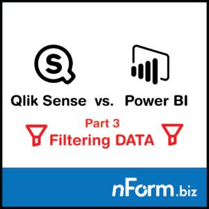 Filtering data in Power BI vs Qlik Sense Filtering Data