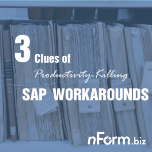 3 Clues employees need SAP Help