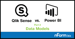 Qlik Sense vs. Power BI – Data Models