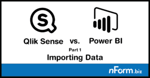 Qlik Sense vs Power BI – Importing Data
